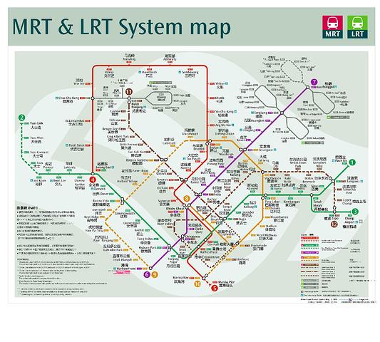 2019新加坡游玩行程,新加坡交通/住宿/门牙/美攻略美食图片