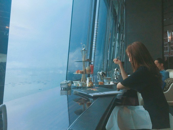 chic!初夏港岛纳凉风,两人八景十二食