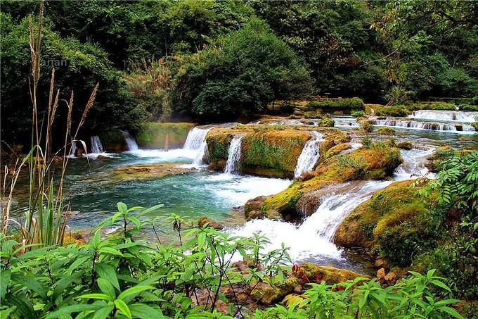 荔波-小七孔桥 -水上森林 -小七孔风景区图片