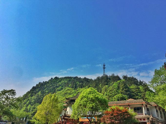武陵源风景区图片