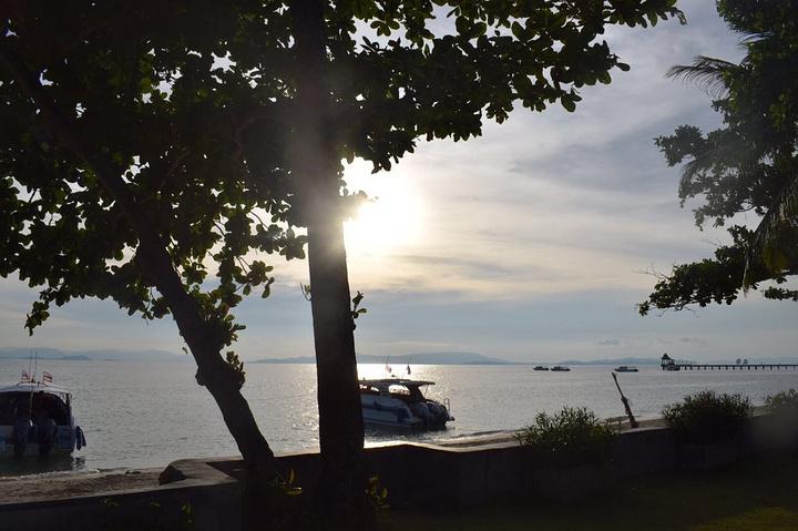 一了八_一早八点离开了大长岛,开始今天的海上项目.