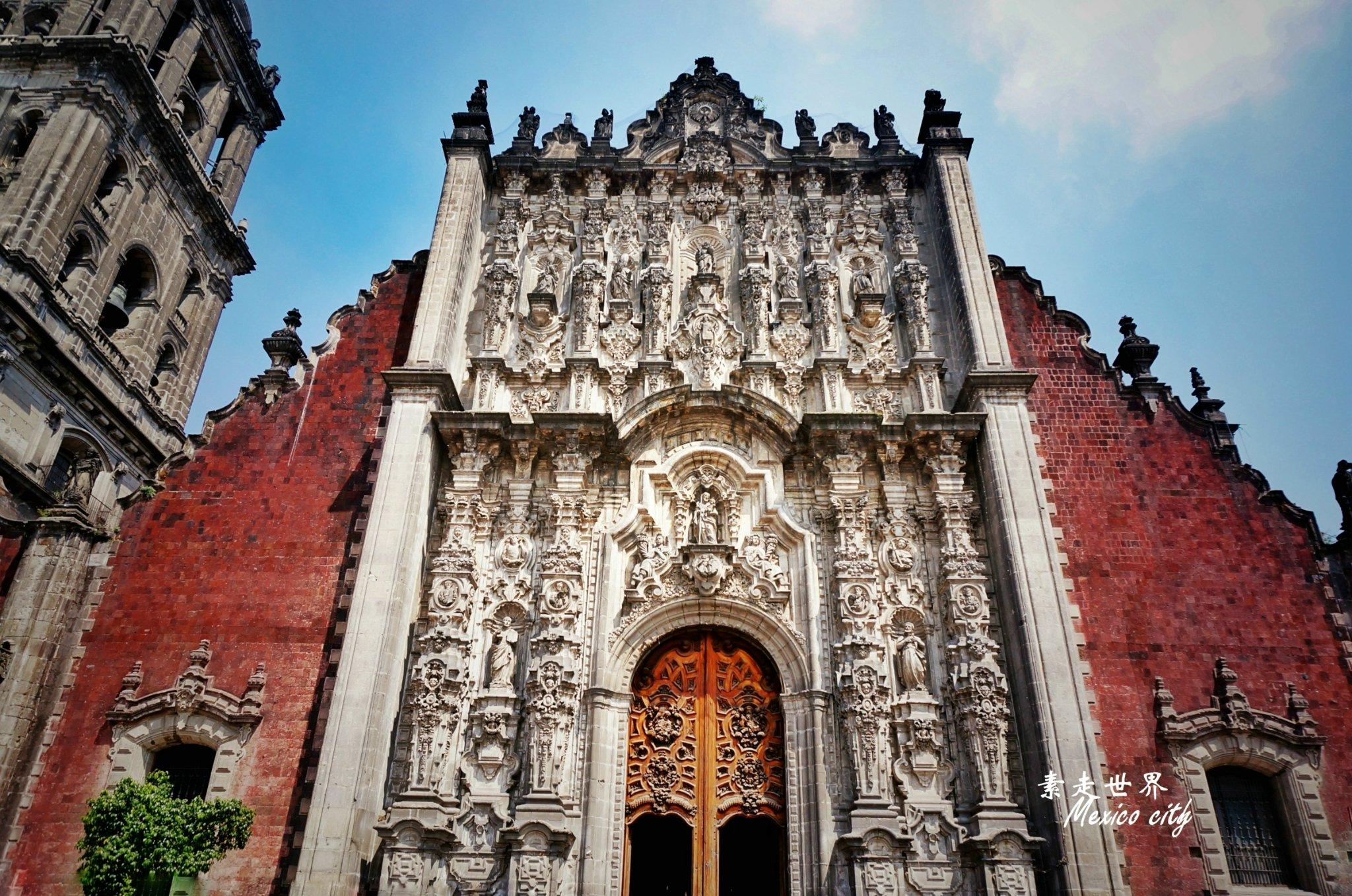 国庆墨西哥城深度游 印第安文明探秘之旅