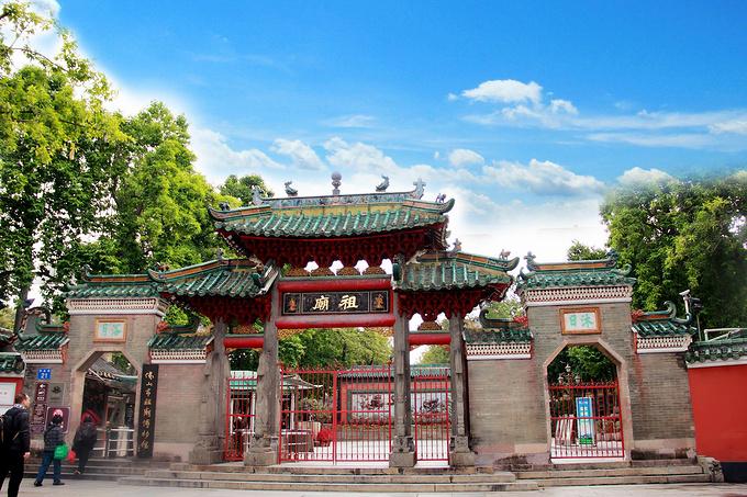 如果你喜欢道教文化,那么「祖庙」是你来佛山游必戳的一个景点!