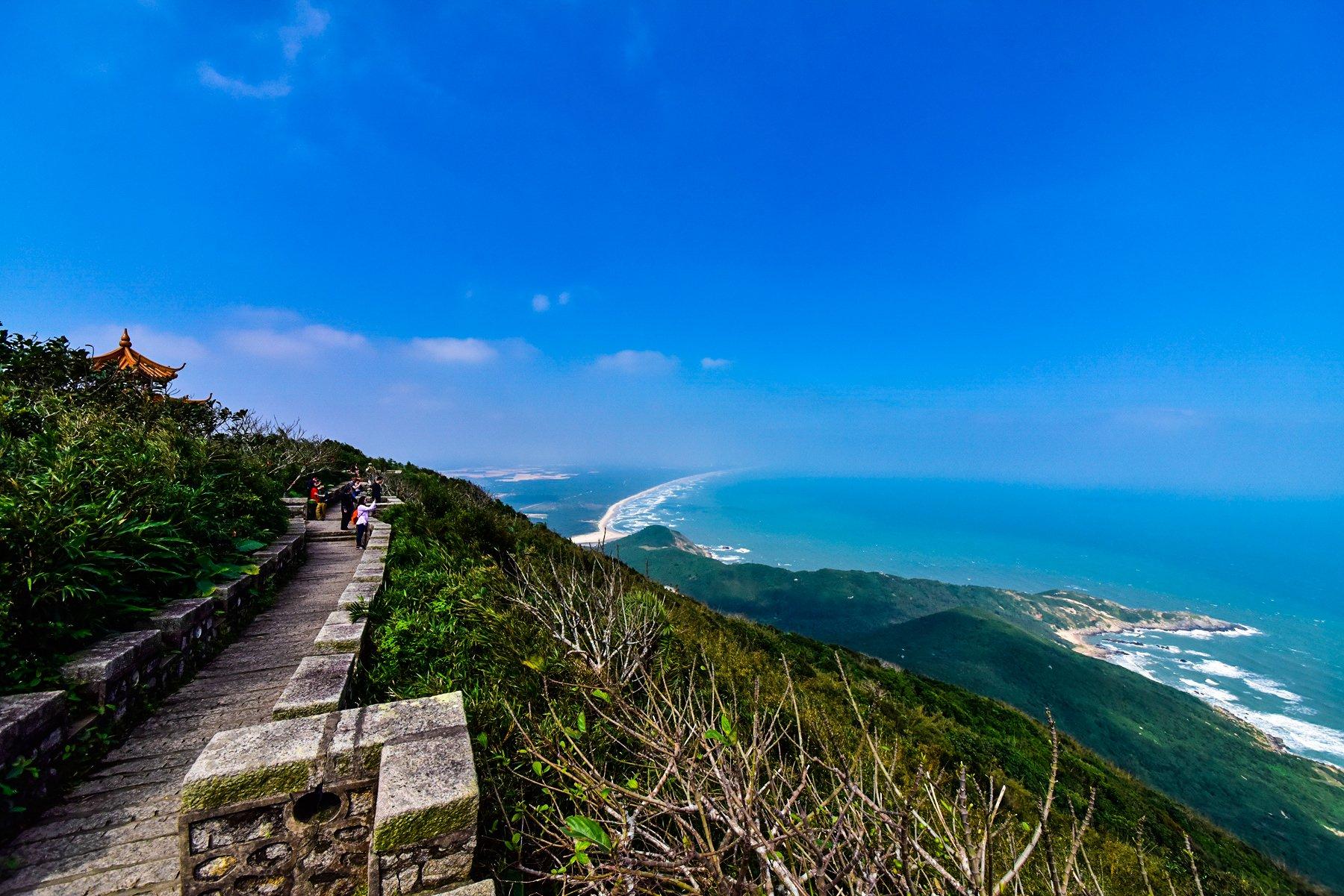 冬季去海南避寒,寻找南海海滨度假的乐趣