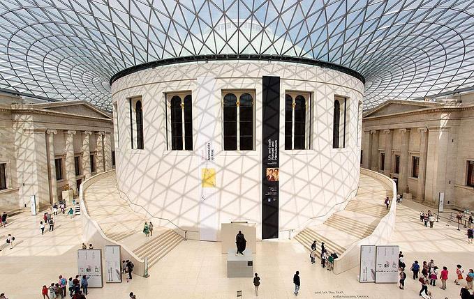 大英博物馆图片