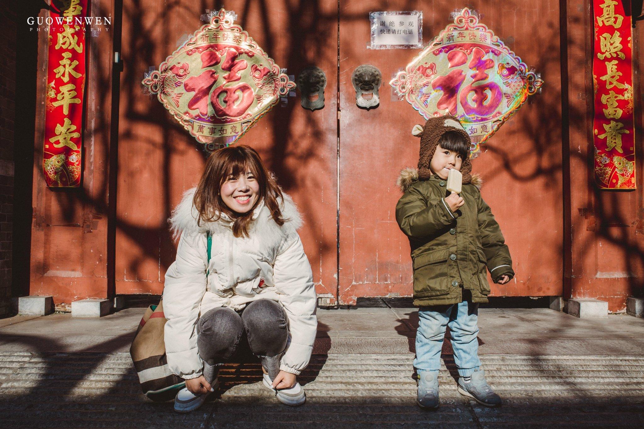 冬日里的暖阳胡同口的笑,这就是我心目中的北京呀