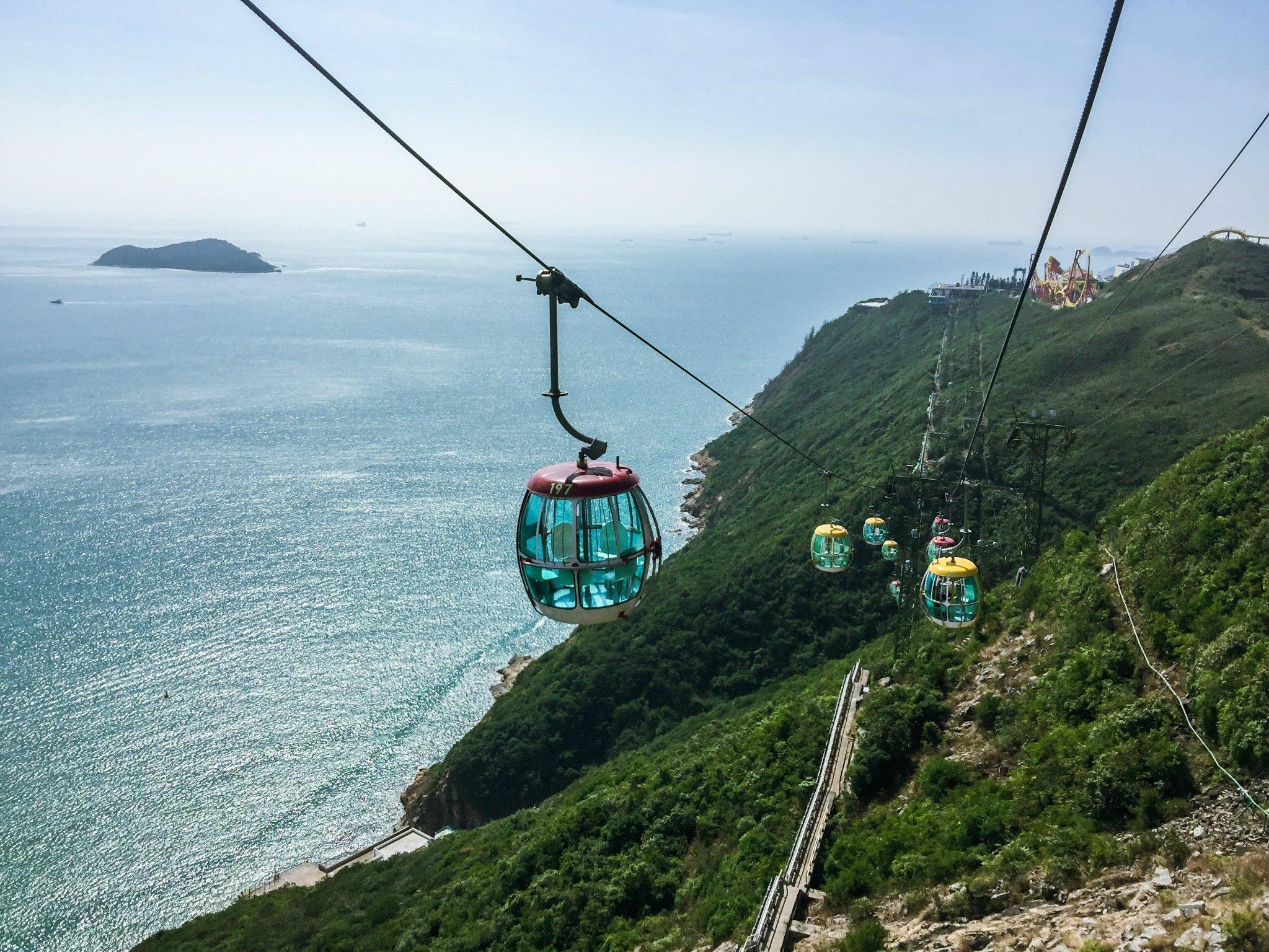 2019香港公园海洋游玩海洋,但不得不吐槽攻略公园攻略第二章侏罗纪图片