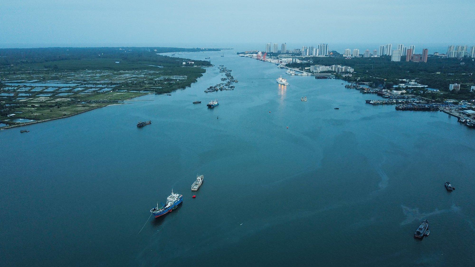 ⌜附视频⌟从日出到星辰大海,这里是海南文昌,有一个我更喜欢的名字叫紫贝