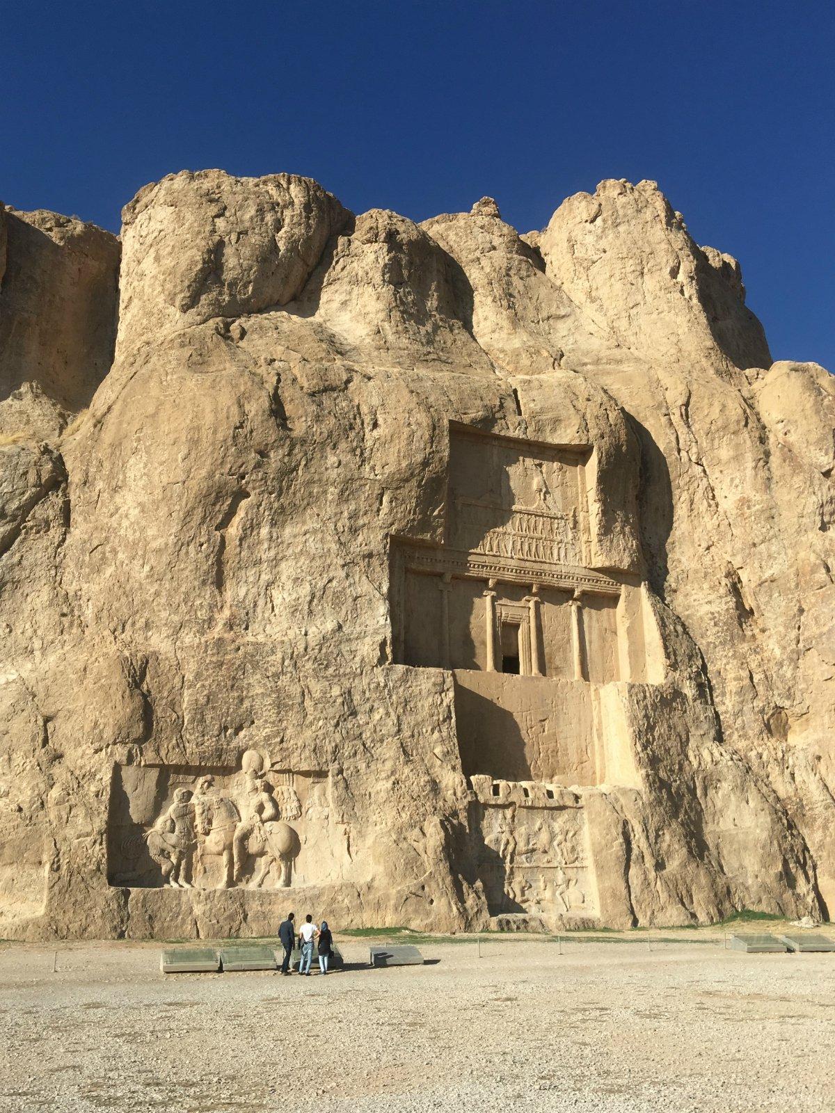 2019波斯帝陵和萨珊绳子包车攻略,浮雕游玩前沙漠2攻略建议割20图片