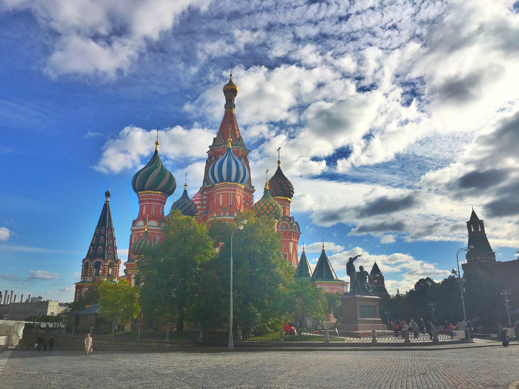 【莫斯科/圣彼得堡】金秋九月,少女搭伙,勇闯莽莽俄罗斯。