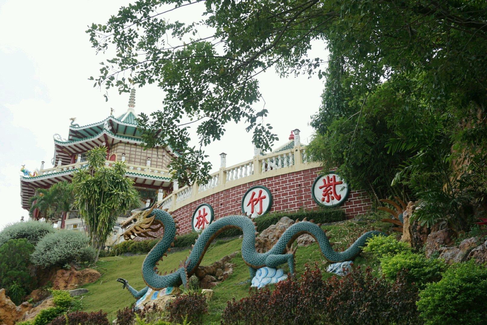 菲律宾宿务市定光宝殿