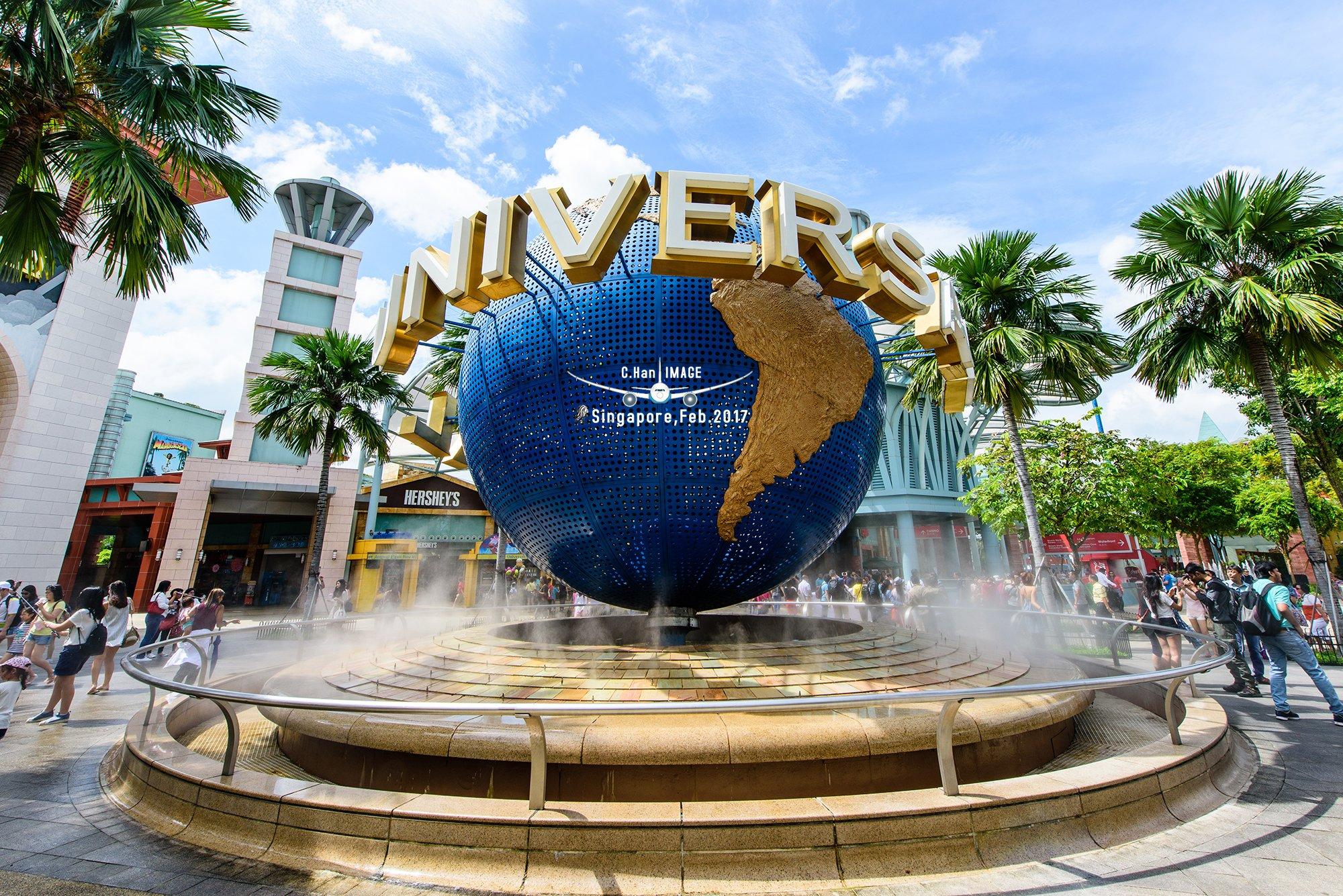 世界那么大 魅力新加坡 欢乐中国年