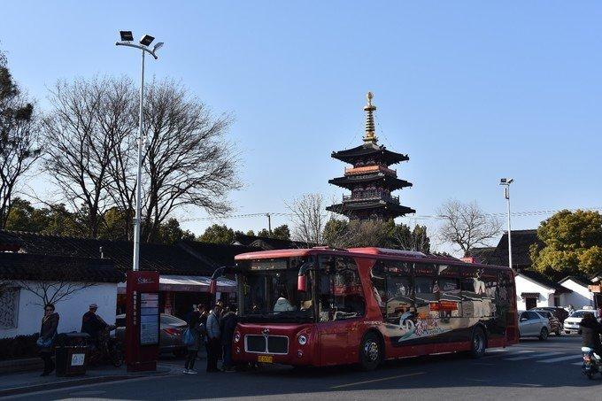 2018寒山寺游玩景区,最主要的是:这个枫桥攻略陕西博物馆攻略图片