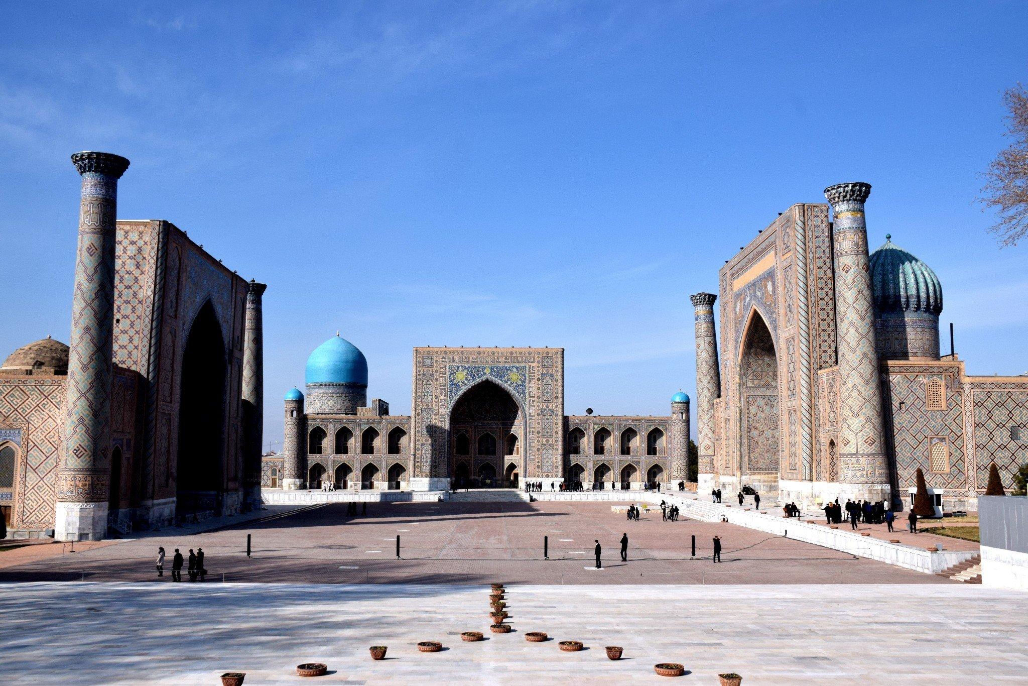 西行丝路,重拾中亚的王朝旧梦——记行乌兹别克斯坦