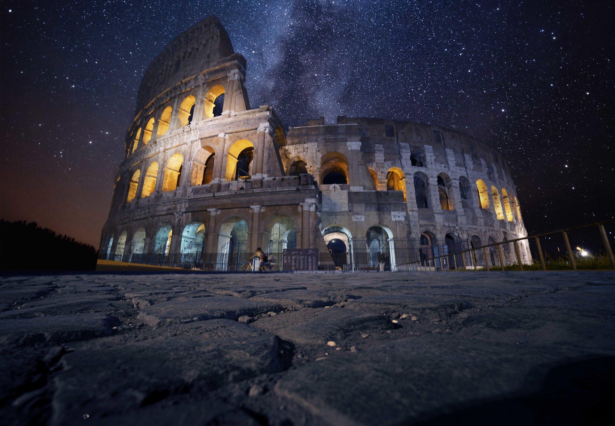 罗马余晖,从地中海心脏到绝美之城