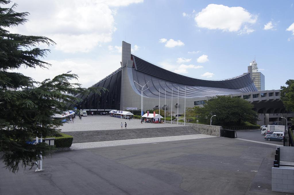 代代木国立综合体育馆