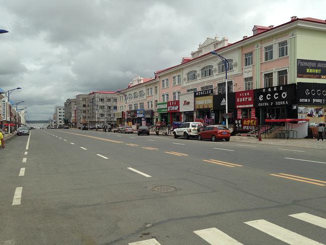 黑龙江省东部国境线自驾游_鸡西旅游攻略_自助游攻略