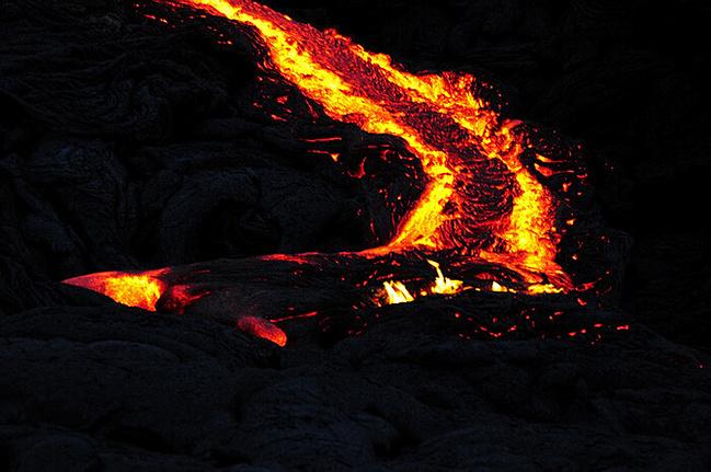 陆海空三方视角探索夏威夷火山_夏威夷大岛旅游攻略