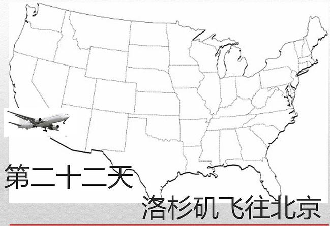 美国地图简笔画步骤