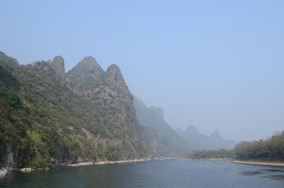 桂林山水五日游