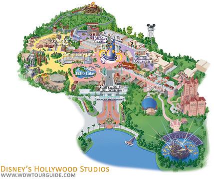 迪士尼好莱坞影城图片