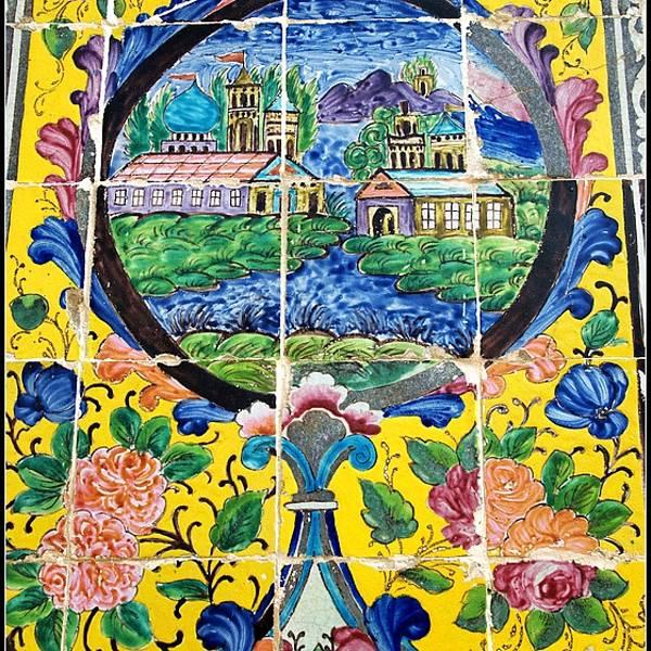 25皇宫老五画画