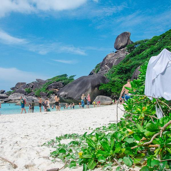 斯米兰群岛旅游攻略