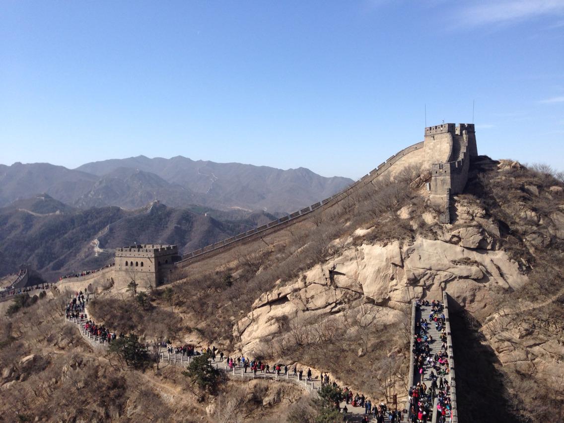 西安自助一日游,八达岭长城+明十三陵_旅游攻北京到成都自驾旅游攻略图片
