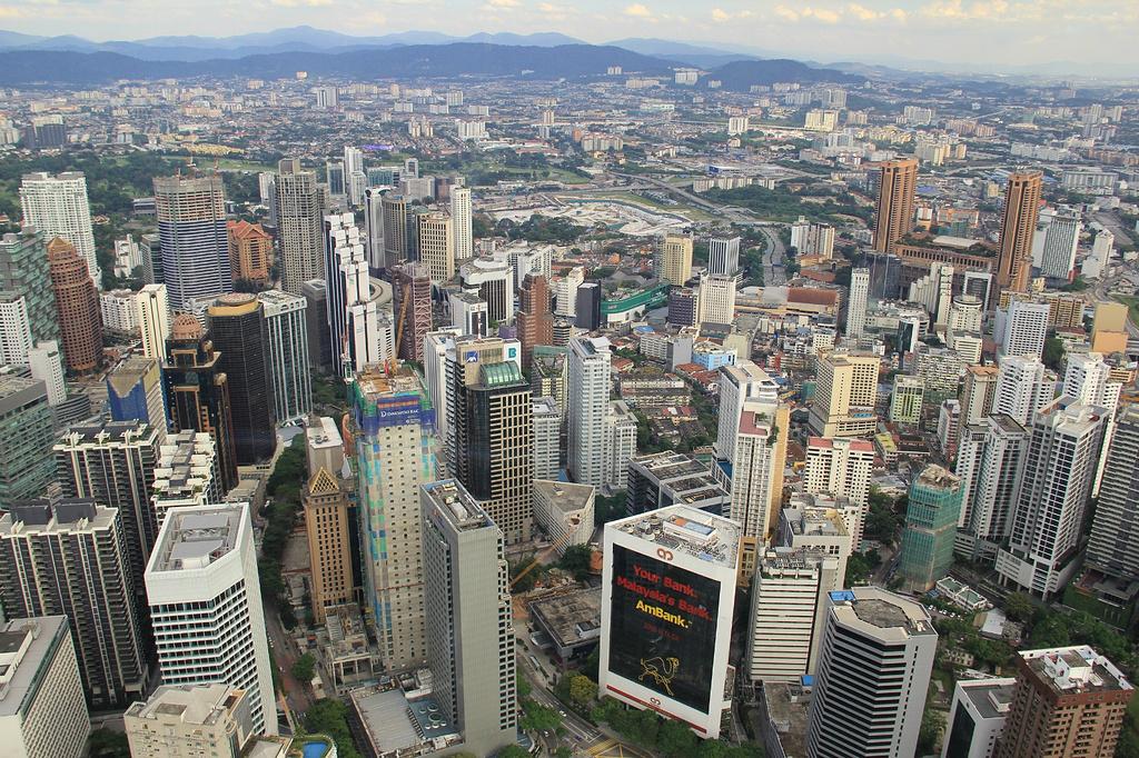 """""""单塔是吉隆坡最高的建筑物_吉隆坡塔""""的评论图片"""