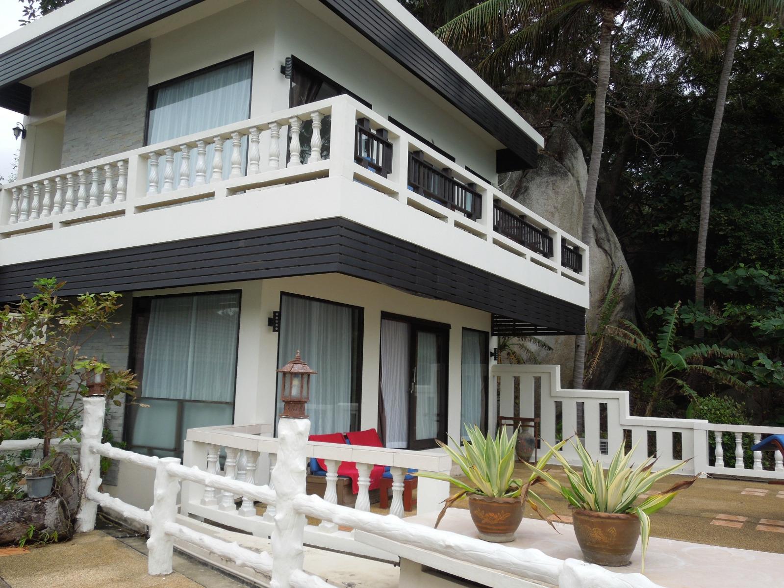 苏梅岛水晶湾海滩度假酒店(crystal bay beach resort