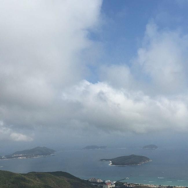 三亚亚龙湾人间天堂鸟巢度假村图片