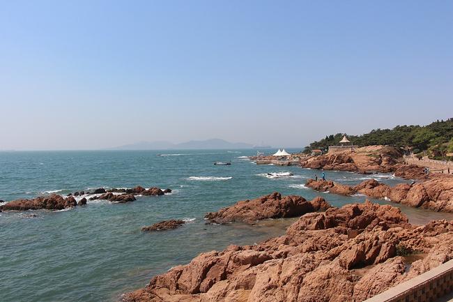 青岛海边图片真实