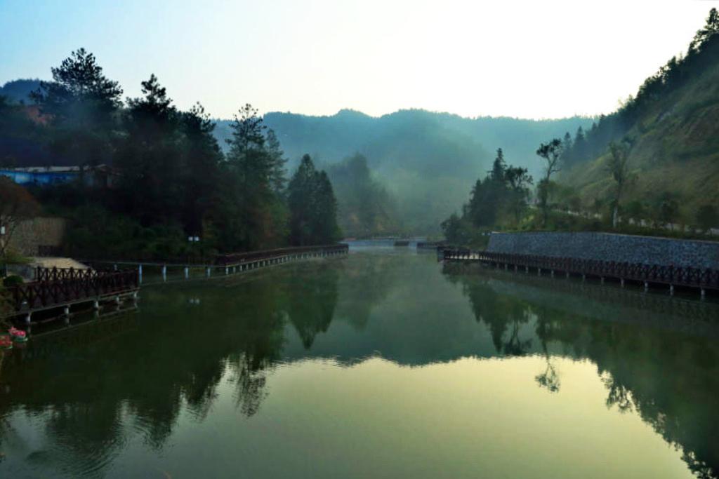 桂东三台山森林公园