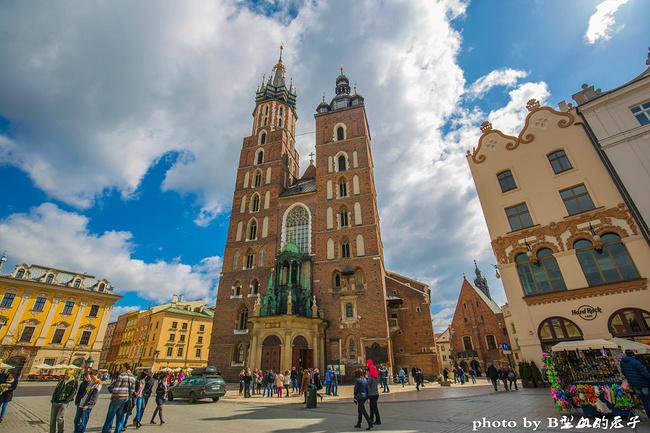 法国最美丽的城市--克拉科夫_克拉科夫旅游攻略欧洲景点旅游攻略图片