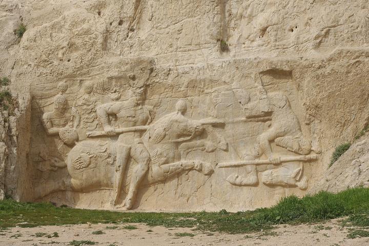 来,我们去攻略谷Naghsh-e-r._波斯帝陵和萨珊浮2016恩施大峡谷v攻略帝王图片