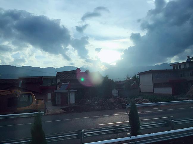 鹤庆新华村图片