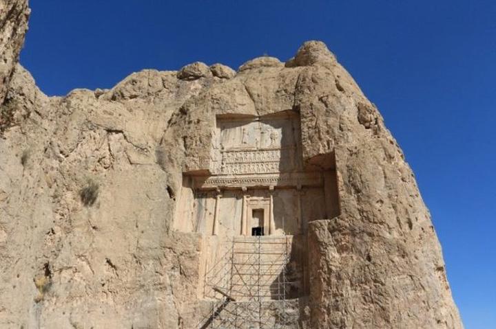 陵墓群铺陈眼前,非常壮观_波斯帝陵和萨珊浮nazogame游戏攻略图片
