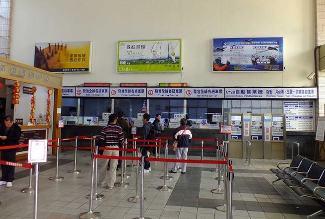 台东火车站图片