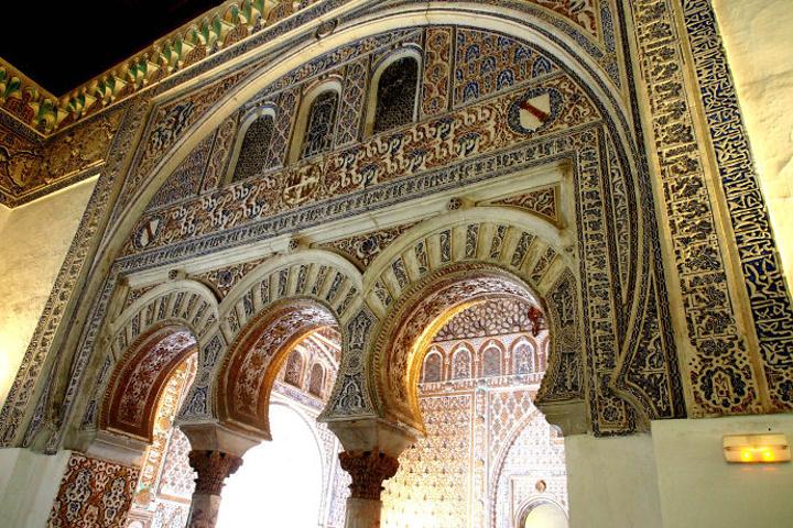 """""""塞维利亚王宫是欧洲最古老的皇家宫殿_阿尔卡萨皇宫""""的评论图片图片"""