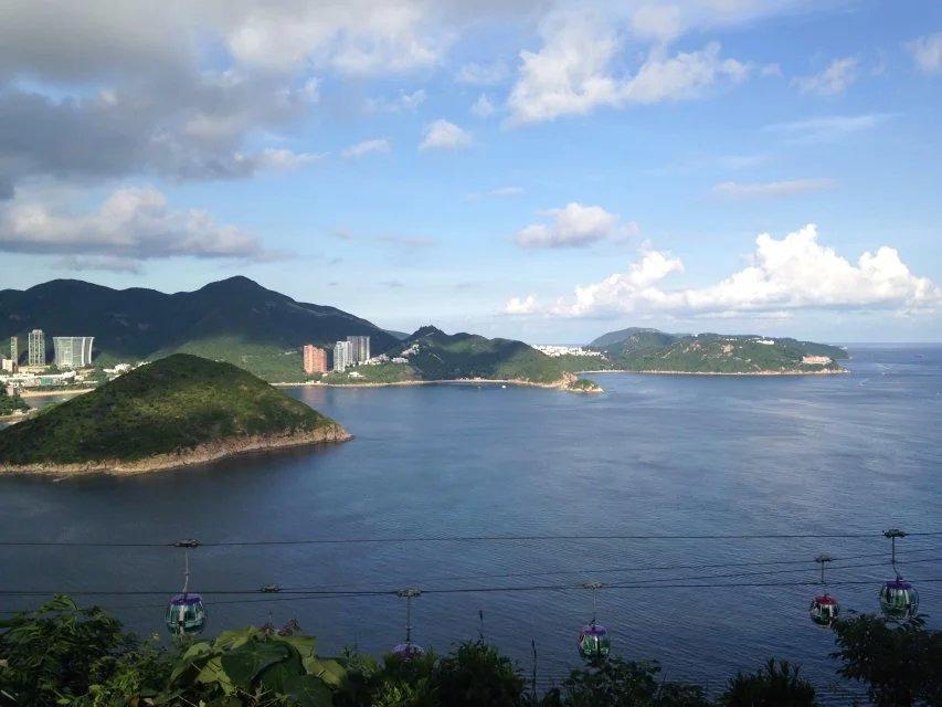 2019香港公园视频游戏海洋,另一边是香港的无坑爹游玩13通关攻略图片