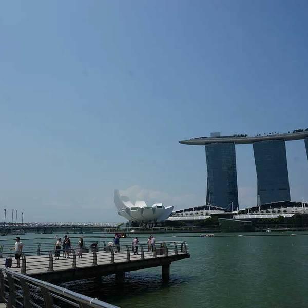 新加坡全景通的(400元人民币)