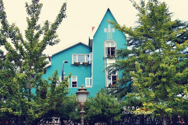 青岛公主楼别墅