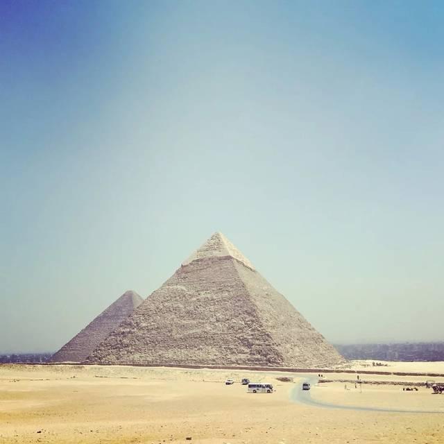 胡夫金字塔旅游攻略