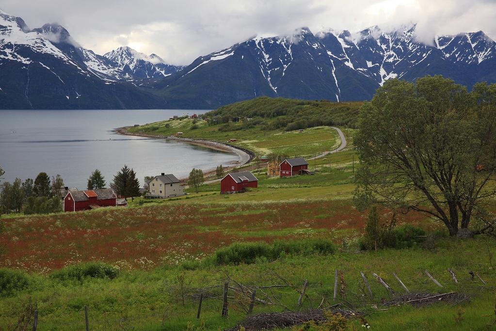 北欧秘境,一路风景