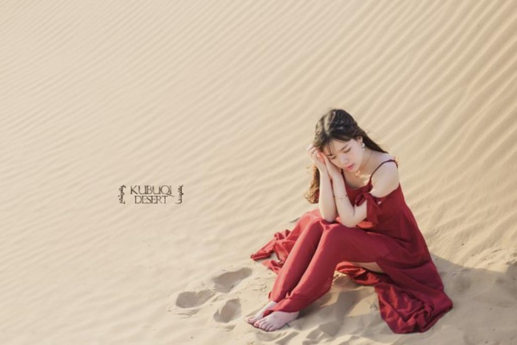 【小A记】一望无际是沙海