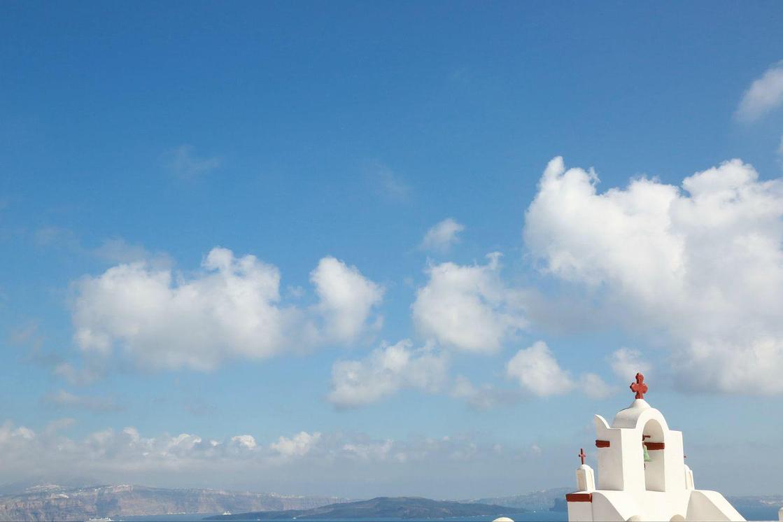 随心行走在希腊——雅典、圣托里尼
