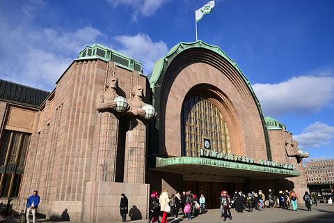 2016赫尔辛基火车站_旅游攻略
