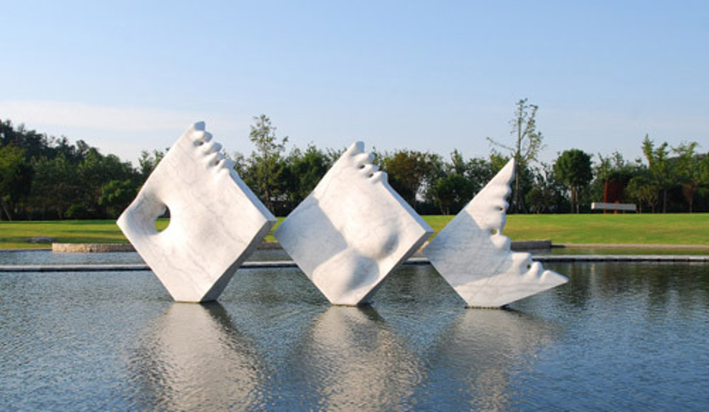 月圆园雕塑公园