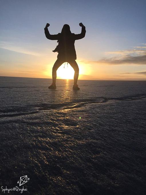 走在路上之你不曾见过的冬日青海湖