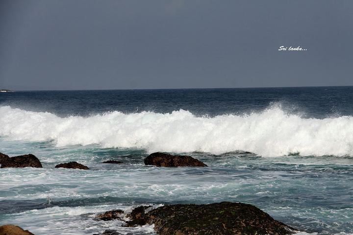 """于是我们见到了这幅只在电脑屏保中出现过的美景_美蕊沙海滩""""的评论"""